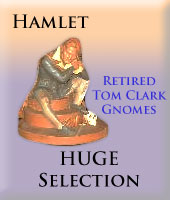 Retired Tom Clark Gnomes
